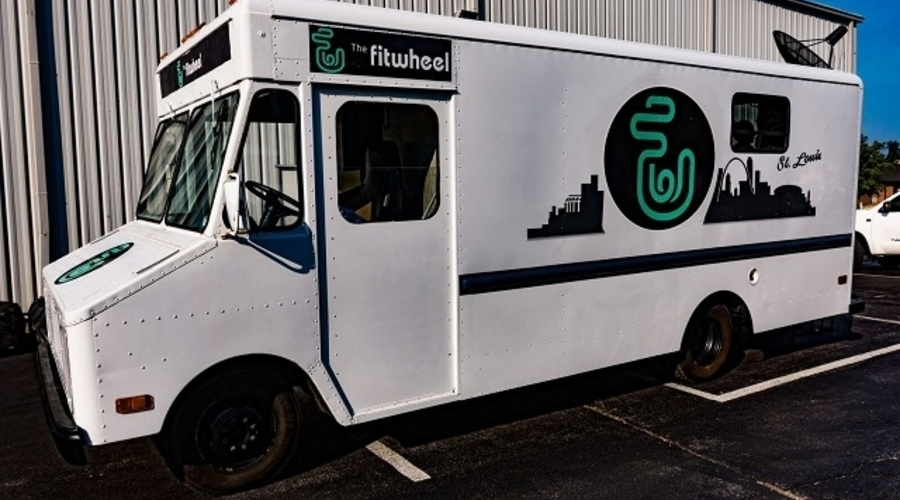 Fashionable Fitness Apparel Takes A Cue From Food Trucks