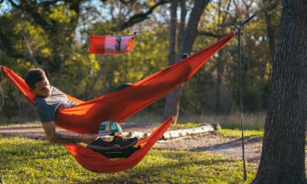 Item Of The Day: Kammok Hammock Accessories