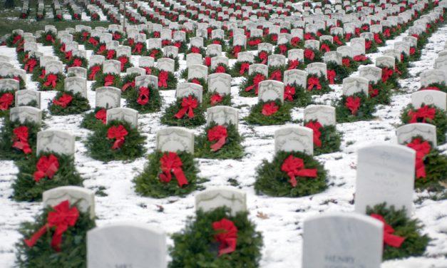 GCI Outdoor Donates Wreaths To Wreaths Across America