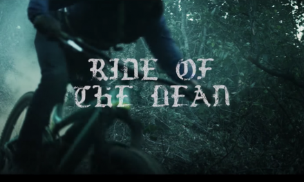 'Ride Of The Dead' Depicts A Surreal Race Over 1,000-Year-Old Mexican Trails
