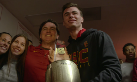 Gatorade Names JT Daniels National Football Player Of The Year