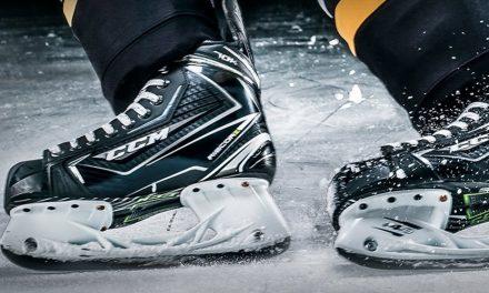 CCM Hockey Donates Equipment To Detroit Youth Hockey Team
