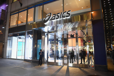 Asics Opens Doors To First Flagship on Fifth Avenue In New York City