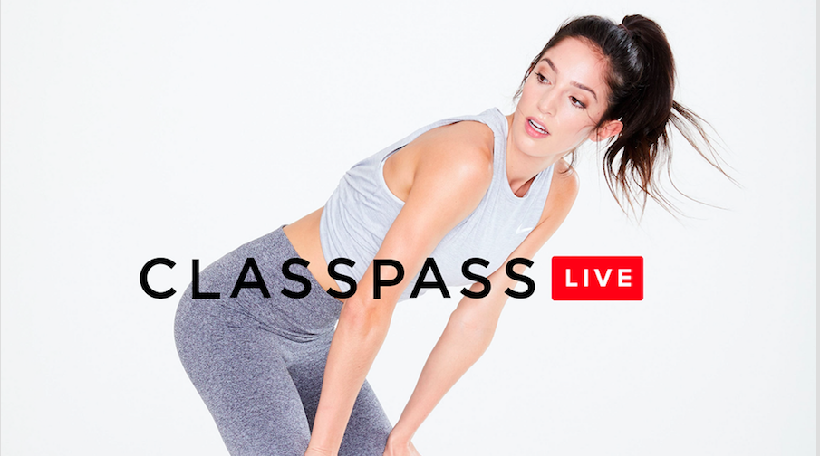 ClassPass To Begin Live-Streaming Video Workouts