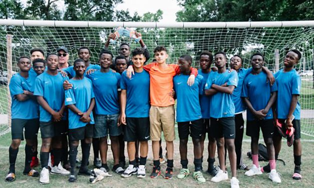 Dick's Donates $120,000 To Houston-Based Refugee Soccer Team
