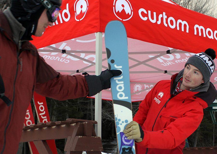Parlor Custom Skis… Design Disruptors