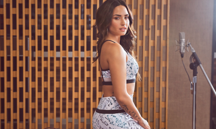 Fabletics Launches Demi Lovato Footwear And Athletic Bag Collection