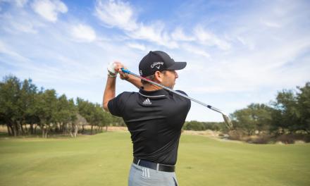 Callaway Golf Signs Sergio Garcia