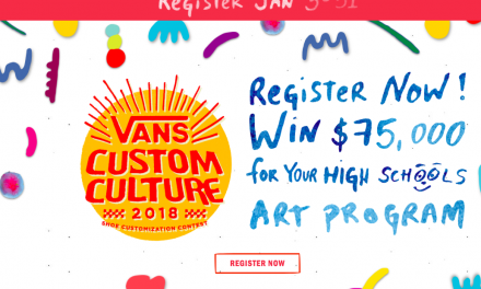 Vans Launches Ninth Annual Custom Culture Competition