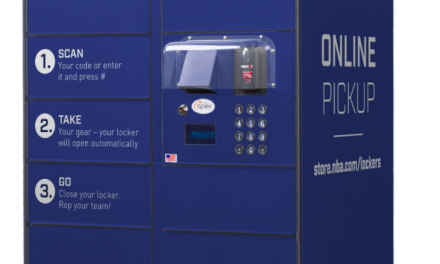 Fanatics Opens Pick-Up Lockers At NBA Store