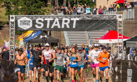 Under Armour To Host 2nd Annual Mountain Running Series