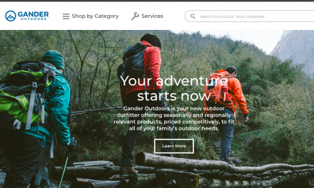 Gander Outdoors Announces New Website Launch