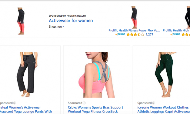 Amazon Already Dominant Website For Buying Apparel