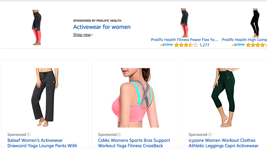 Amazon Already Dominant Website For Buying Apparel Sgb Online