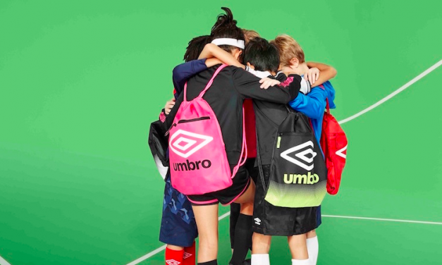 Target Launches Exclusive Umbro Kids Line