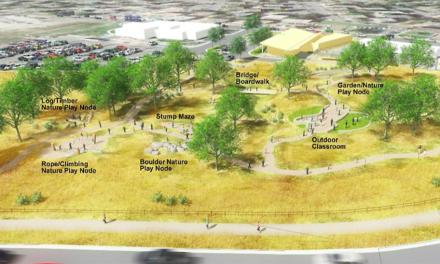 The North Faceto Build Public Climbing Wall in Denver