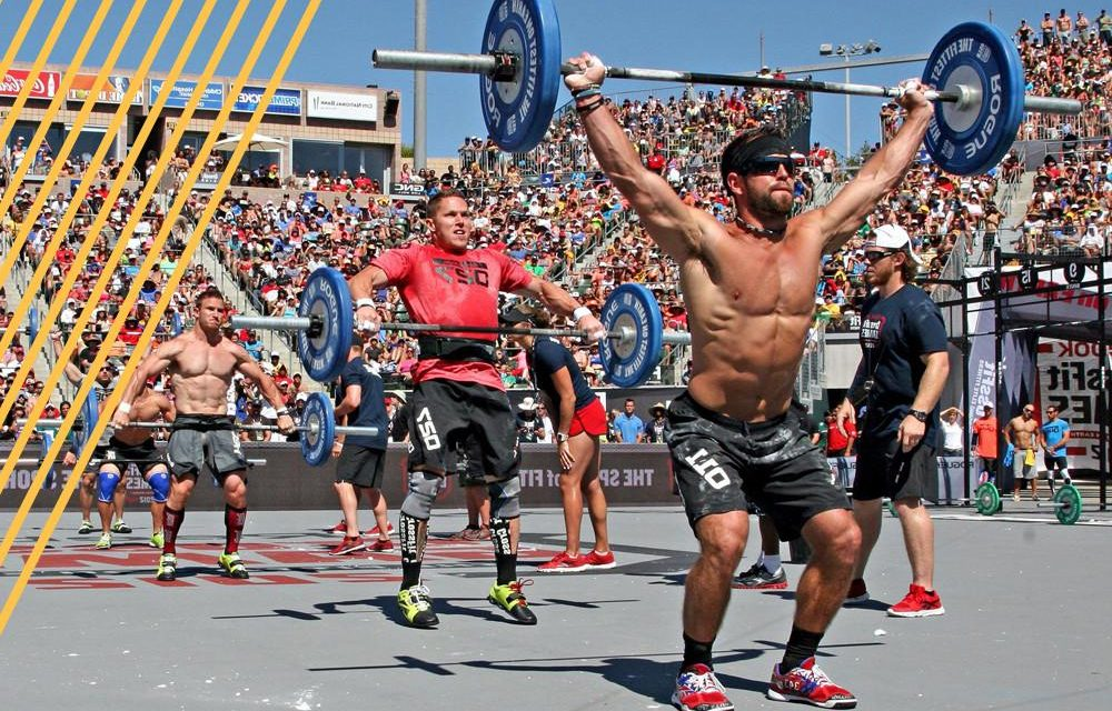 06ee841e0c4 5.11 Extends Sponsorship Of CrossFit Games