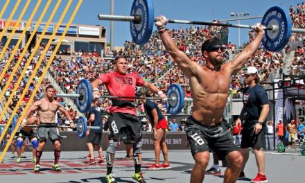 5.11 Extends Sponsorship Of CrossFit Games