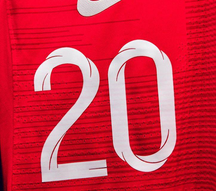 Nike x England… World Cup Russia 2018