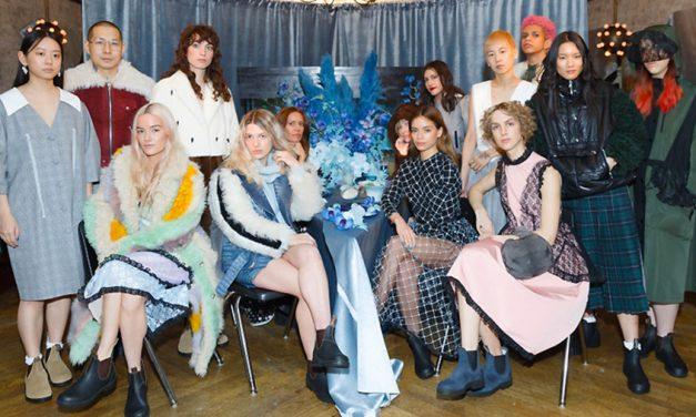 Sandy Liang x Blundstone: Modern Femininity At New York Fashion Week
