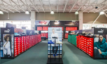 Off Broadway Shoe Warehouse Launches Puma Shop