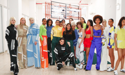 Adidas Originals Launches Collection At NY Fashion Week