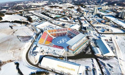 Worth Remembering: Pyeongchang Pentagonal Olympic Stadium 2018