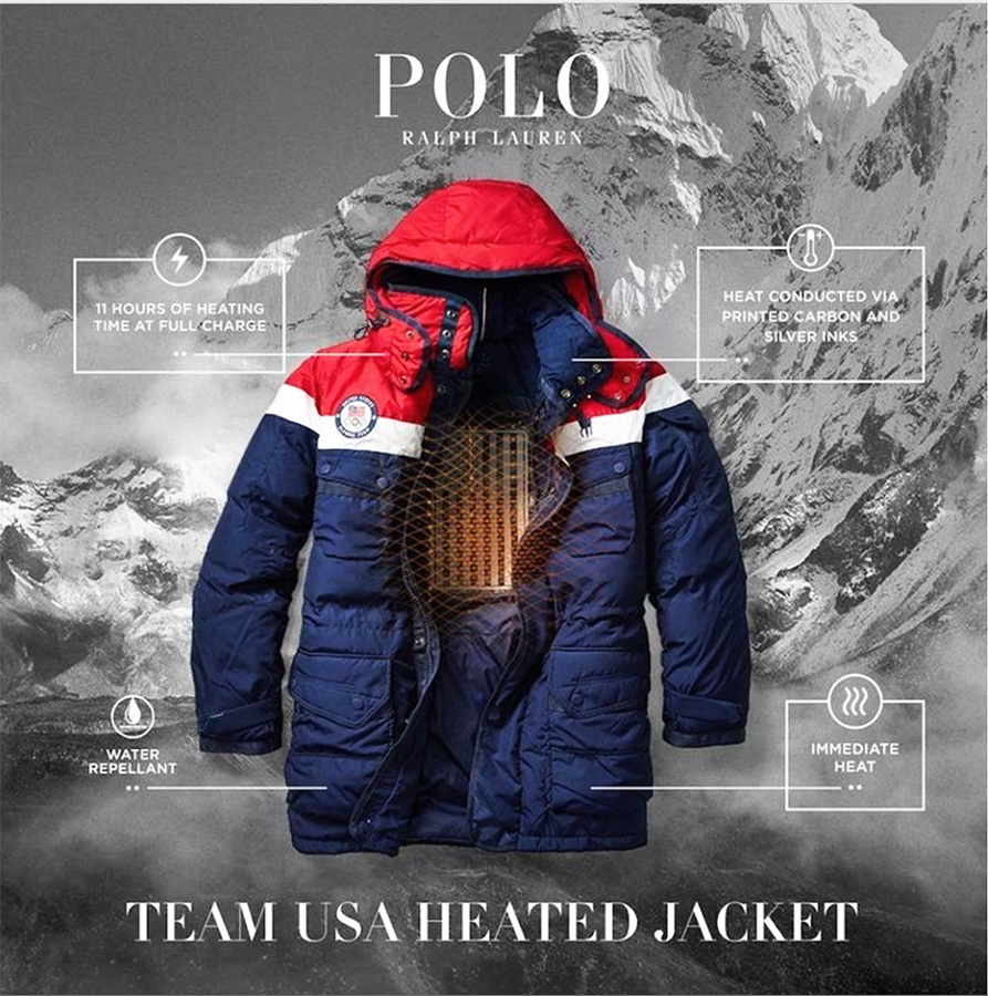 Made In The Usa Olympic Gold Jacket Sgb Media Online