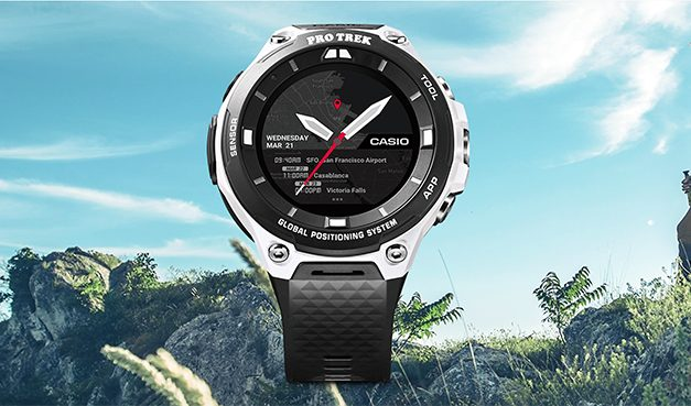 Limited Edition Color: Casio Pro Trek WSD-F20