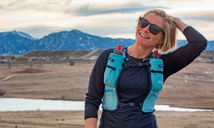 Ultimate Direction Adds Mountain Running Icon Anna Frost As Ambassador