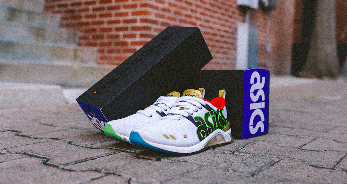 Foot Locker Partners With Pensole On Asics Release
