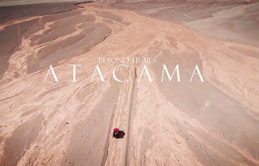 Film: Lorraine Blancher Rides Chile's Atacama Desert