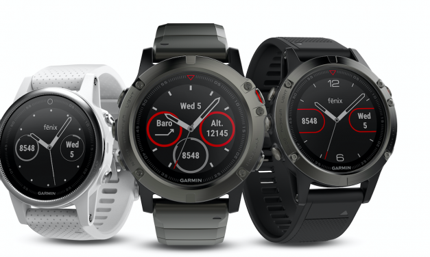 The Fēnix Stars For Garmin