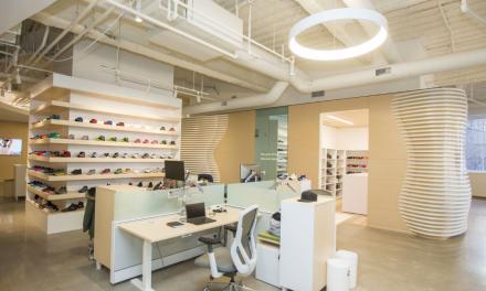 Asics Opens Creation Studio In Boston
