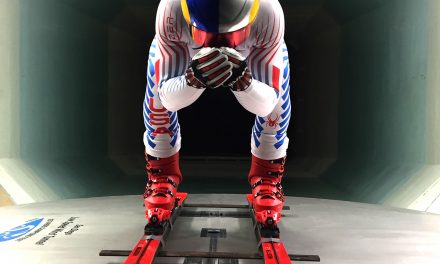 Masterpiece Of Engineering: Spyder Velocity 18 Alpine Speed Suit