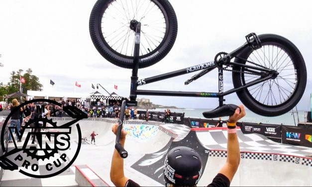 Vans BMX Pro Cup Series Announces 2018 World Tour Schedule