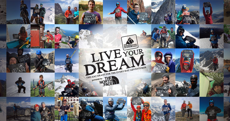 AAC And North Face Opens $70,000 In Grant Awards Available For Climbers