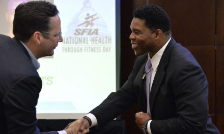 Celebrity Athletes Take The Stage On Capitol Hill To Promote Active Lifestyles