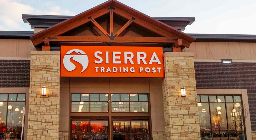 TJX Takes Impairment Charge For Sierra Trading