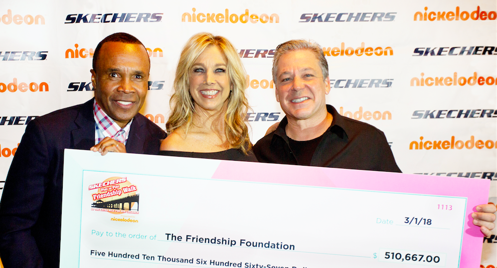 Skechers Foundation Gives More Than $1.5 Million to Children with Special Needs and Education