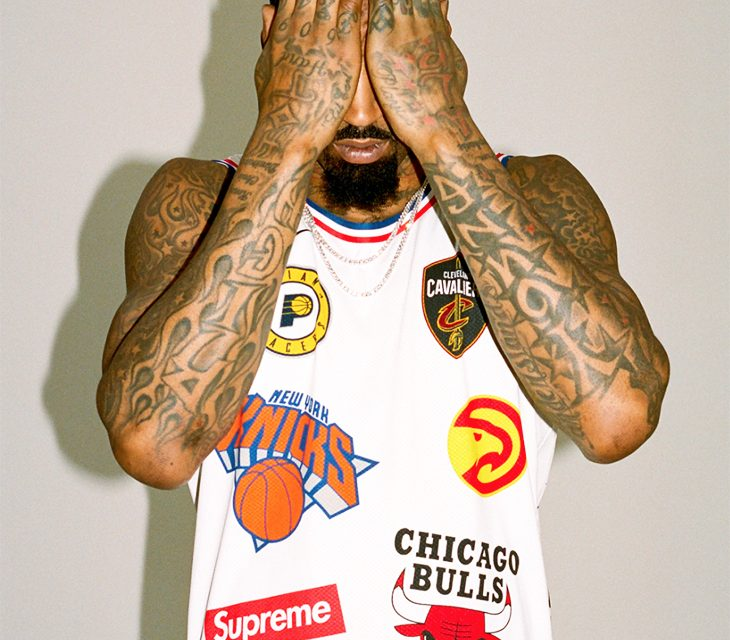 Supreme x Nike x NBA