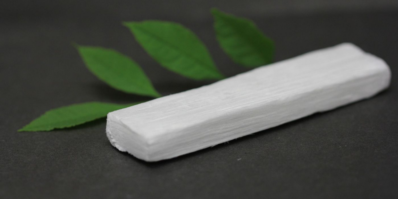 Invention: Nanowood … Reducing Our Carbon Footprint