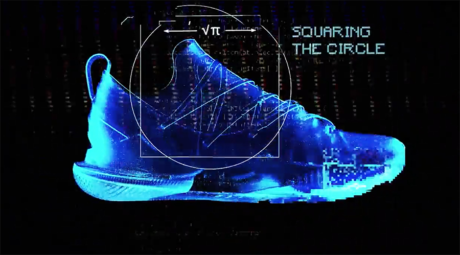 1b8f8a553175 Pi Day 3.14 … Steph Curry s Birthday … UA Celebrates With Release Of Curry 5.  Under Armour ...