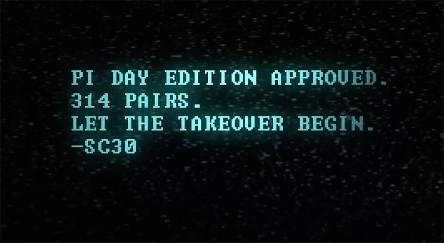 c872e93fa7e Pi Day 3.14 … Steph Curry s Birthday … UA Celebrates With Release Of ...