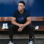 Adidas Signs Aaron Judge