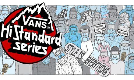 #VansHiStandard … The Grand Finale