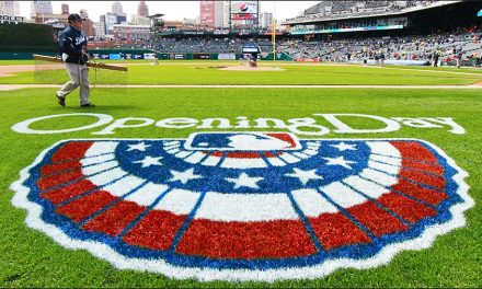 Bat'r Up … MLB Opening Day 2018 Schedule