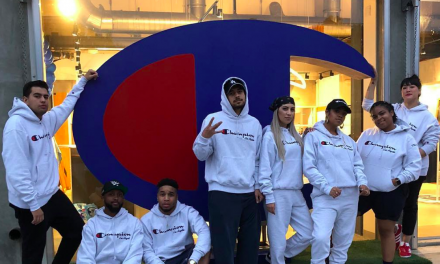 Champion Opens First U.S. Store