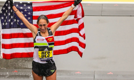 Big Day For Americans At Boston Marathon