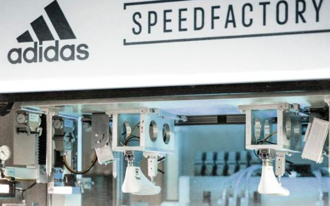 Adidas Receives German Innovation Award 2018 For Speedfactory